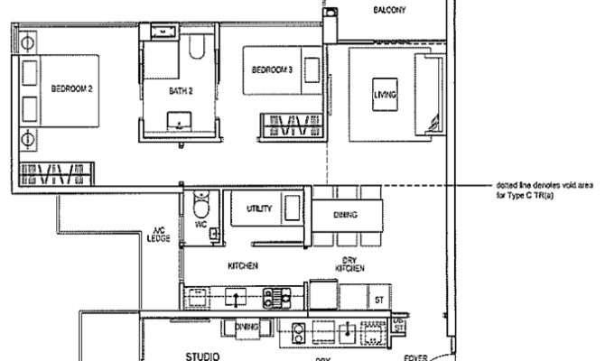 Rivertrees Floor Plans Condo Plan Brochure
