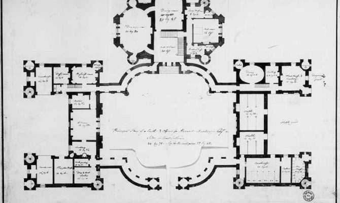 Robert Adam Designs Castle Style