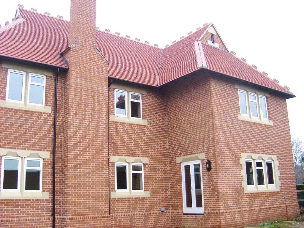 Robins Builders New Bedroom House Marlow Bucks