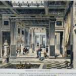 Roman House Interior Photograph Granger Which Uploaded