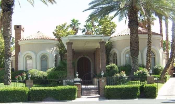 Roman Style House Veryvintagevegas Housing Styles