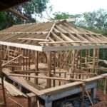 Roof Framing Author Consultant Large Overhang Dutch Hip