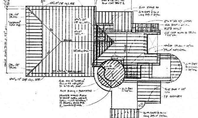 Roof Framing Plans Votes