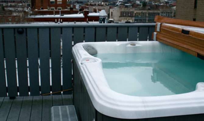 Rooftop Hot Tub Archives Tubs