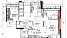 Room Hdb Flat Ghim Moh Area Designing Featured Study