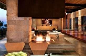 Room Modern Living Lounge Decor Interior Design Rooms