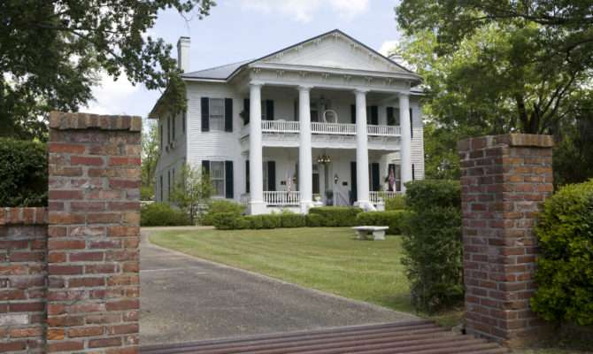 Rosswood Southern Plantation Homes Pinterest