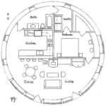 Round House Earthbag Plans