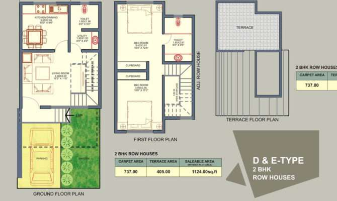 Rowhouse Floor Plans Find House