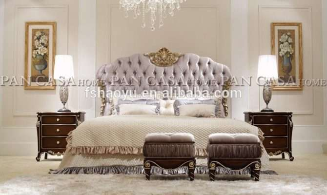 Royal Style Bed Spanish Beds French Provincial