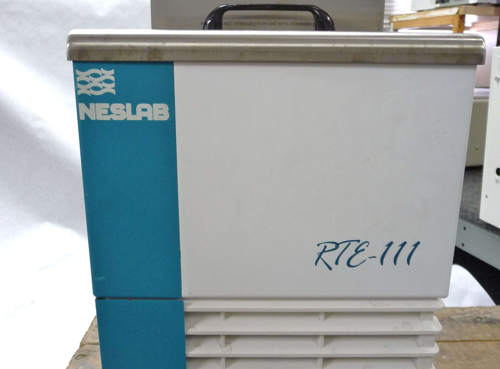 Rte Recirculating Chiller Heater Lab Water Bath Circulator