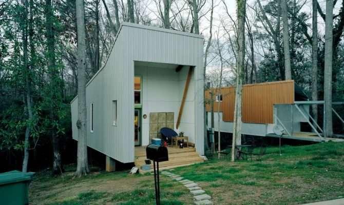 Rural Studio Builds Brand New Houses Alabama