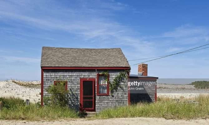 Rustic Beach Cottage Getty
