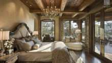 Rustic Bedroom Locati Architects Photographed Roger Wade Studio