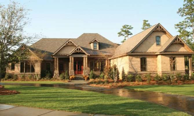 Rustic House Plans Wrap Around