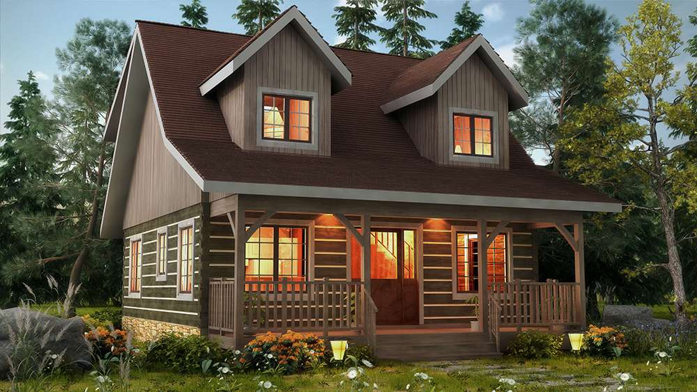 Rustic Woods Discovery Dream Homes Ltd