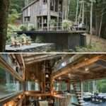 Rustically Awesome Small Cabin Woods Tiny House Pins