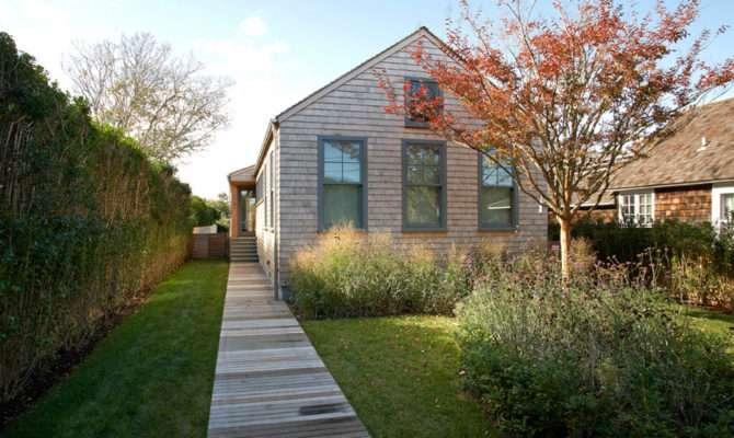 Sagaponack Cottage Axis Mundi Design