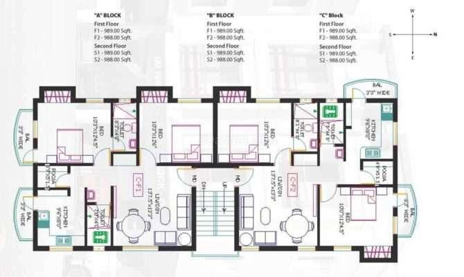 Sai Sundari Apartments Bhk New Luxury Residential