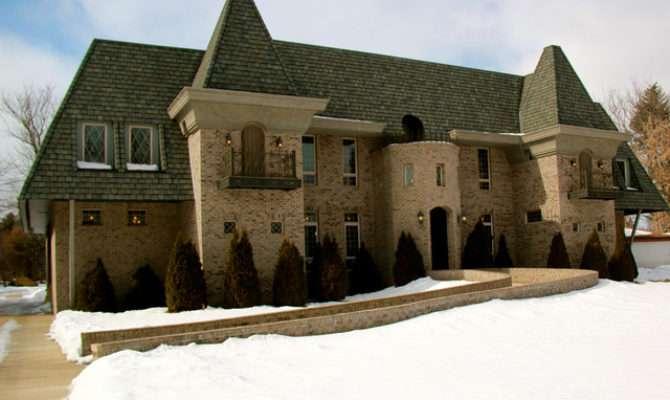 Sale House Built Like Castle