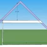Saltbox Garage Roof Frame Framing Contractor Talk