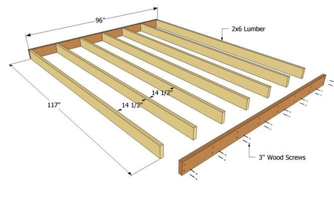 Saltbox Shed Plans Outdoor Diy Wooden Playhouse