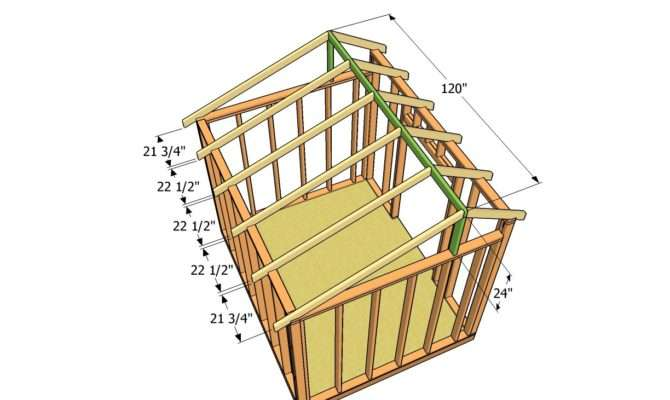 Saltbox Shed Plans Zygor Game Guiden