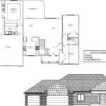 Sample Complete House Plan Home Style