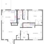 Sample Floor Plan House Homes Plans