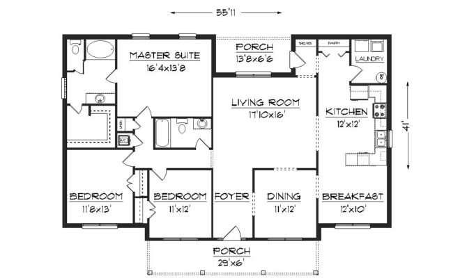 Sample Floor Plans Homes Gurus