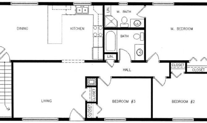 Sample House Floor Plans Home Design Style