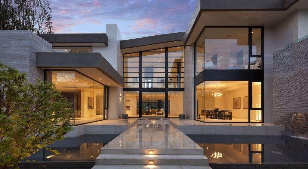 San Vicente Shaped Modern House Mcclean Design Upvisually
