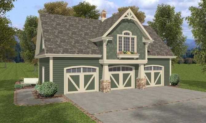 Sandon Unique Apartment Garage Plan House Plans More
