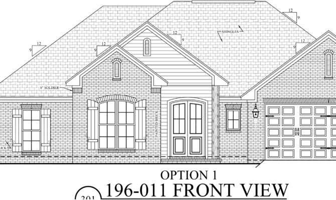 Sandstone Village House Plans Home