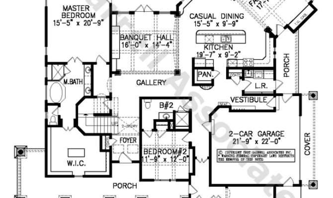 Santa House Plan Plans Garrell Associates Inc