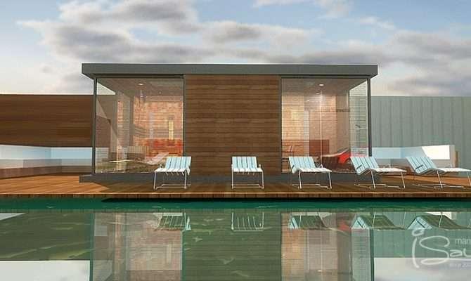 Sauna Plan Home Construction