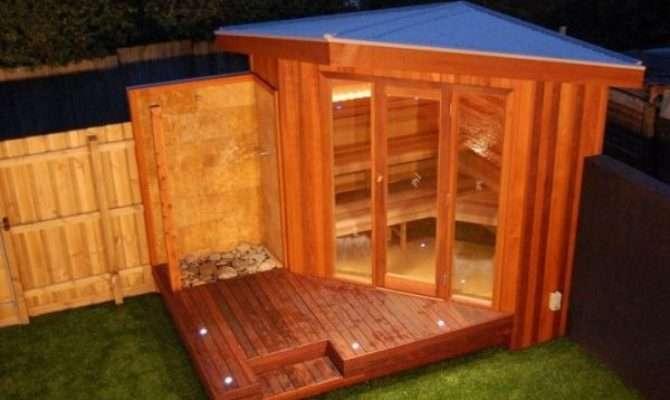 Sauna Steam Shower Designs Improve Your Home