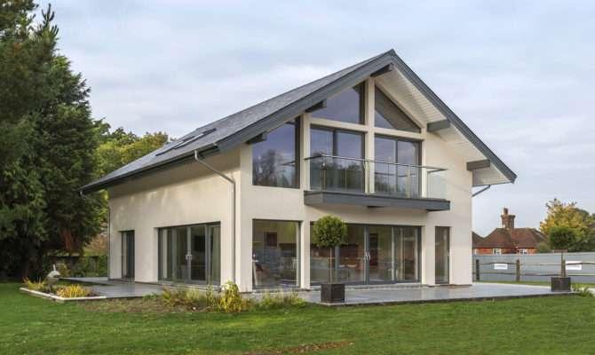 Scandia Hus Adelia Timber Frame Contemporary Design