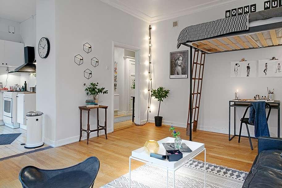 Scandinavian Home Space Saving Ideas Fab Swedish