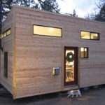 School Bus Into Tiny House Besides Yurt Interior