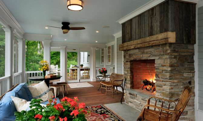 Screened Porches Revisited
