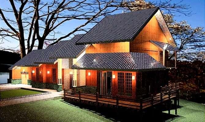 Sda Architect Japanese House Floor Plan
