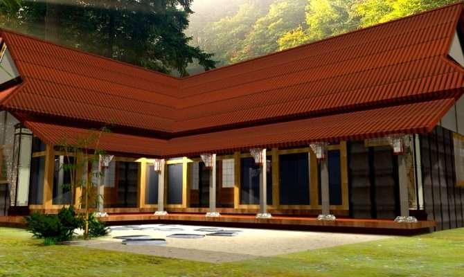 Sda Architect Japanese House Plans
