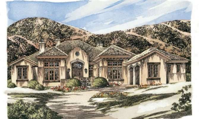 Searching Dream House Plans Southwestern One