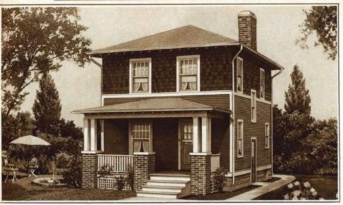 Sears Cornell Modern Homes Catalog