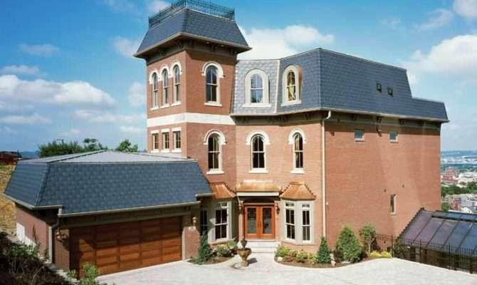Second Empire House Plans Dream Home Source European