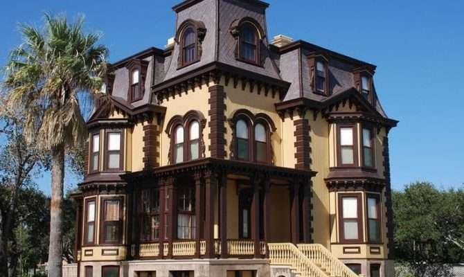 Second Empire Mansion House Ideas Pinterest