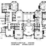 Second Floor Huge Homes Pinterest Floors Plans Love