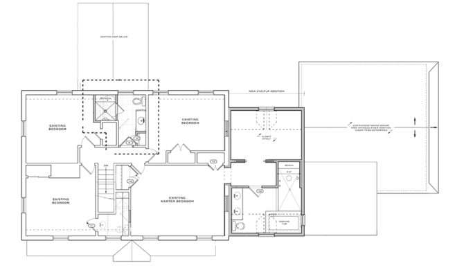 Second Story Additions Floor Plans Thefloors