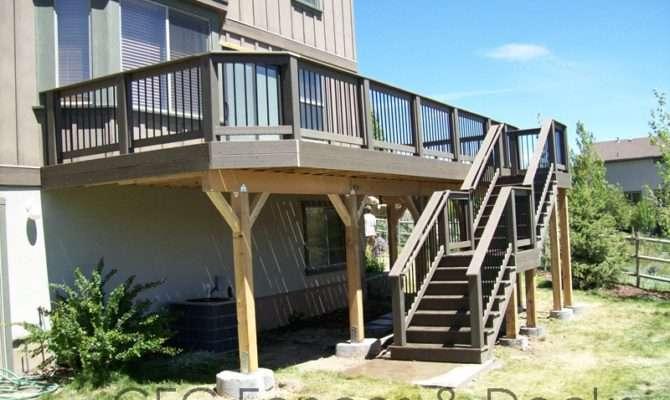 Second Story Decks Utah Deck Experts